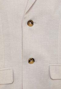 Name it - NKMFALCON  - Blazer jacket - white pepper - 2