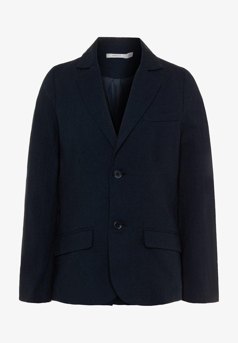 Name it - NKMFALCON  - Blazer jacket - dark sapphire