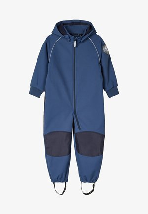 MALTA - Snow pants - dark blue denim