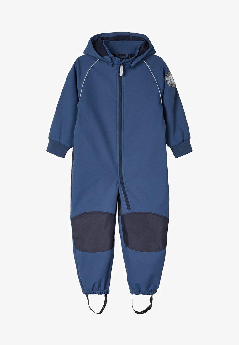Name it - MALTA - Talvihousut - dark blue denim