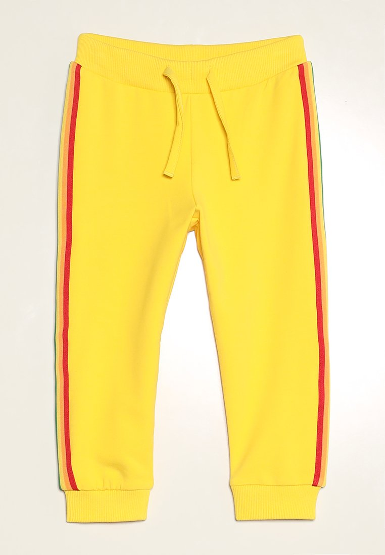 Name it - NBFBINIA PANT EXCLUSIVE BABY - Stoffhose - yellow