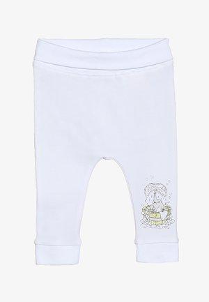 NBNDUMBO CADEN PANTS  - Kalhoty - bright white