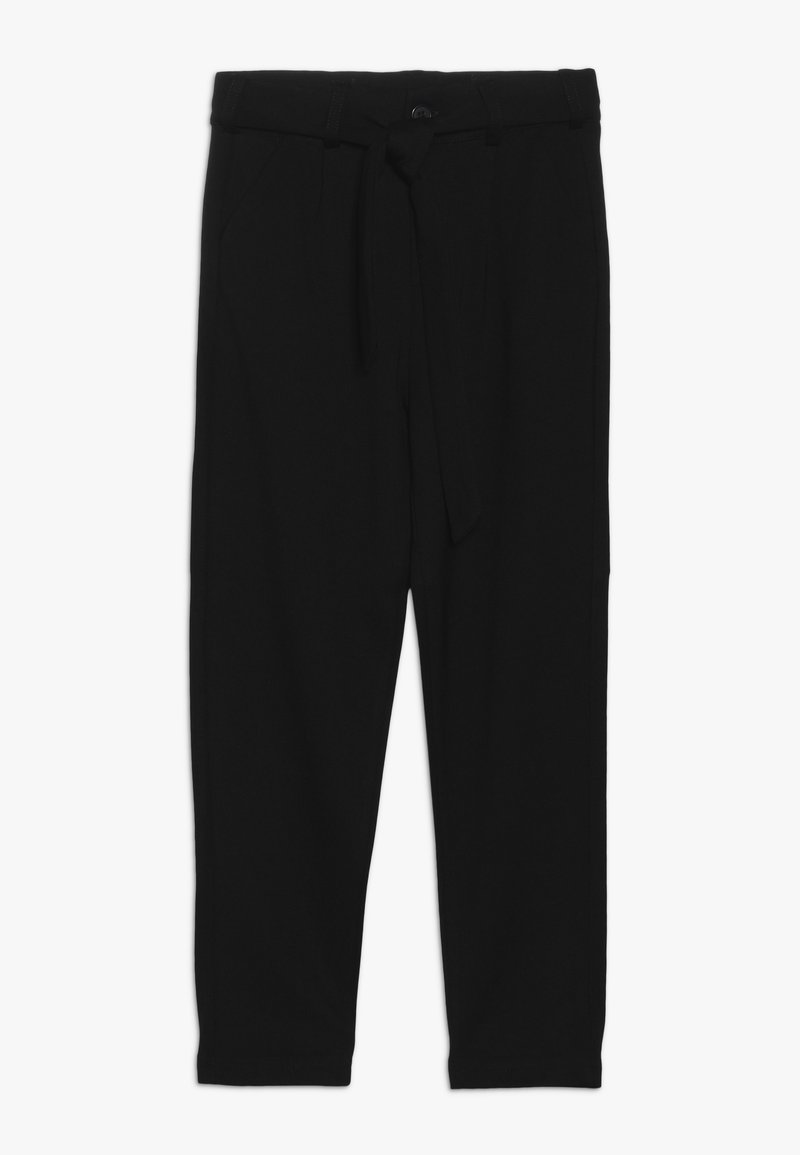 Name it - NKFNISHA ANCLE PANT - Bukser - black