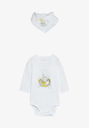 NBNDUMBO BRETT - Foulard - bright white