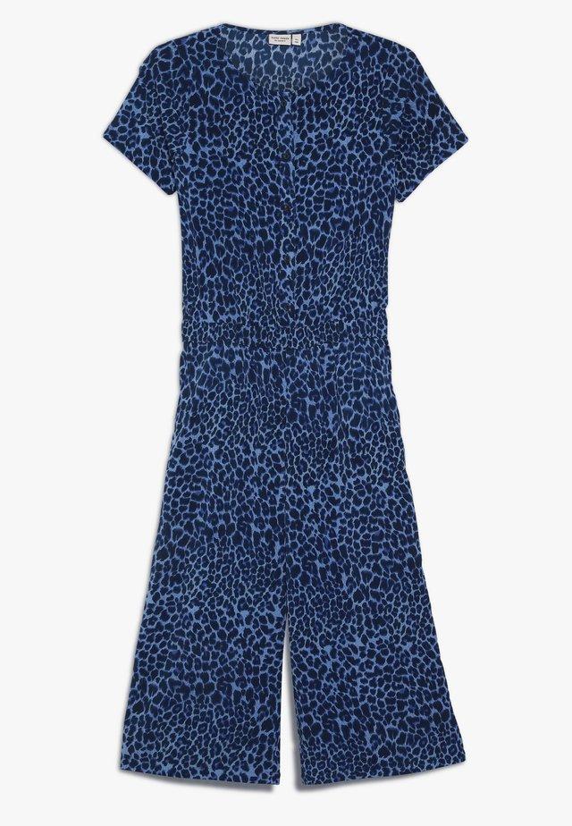 NKFVINAYA CULOTTE - Jumpsuit - blue bonnet