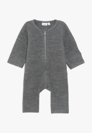 NBMWMINO SUIT - Body - dark grey melange