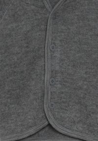 Name it - NBMWMINO CARD - Chaqueta de punto - dark grey melange - 3