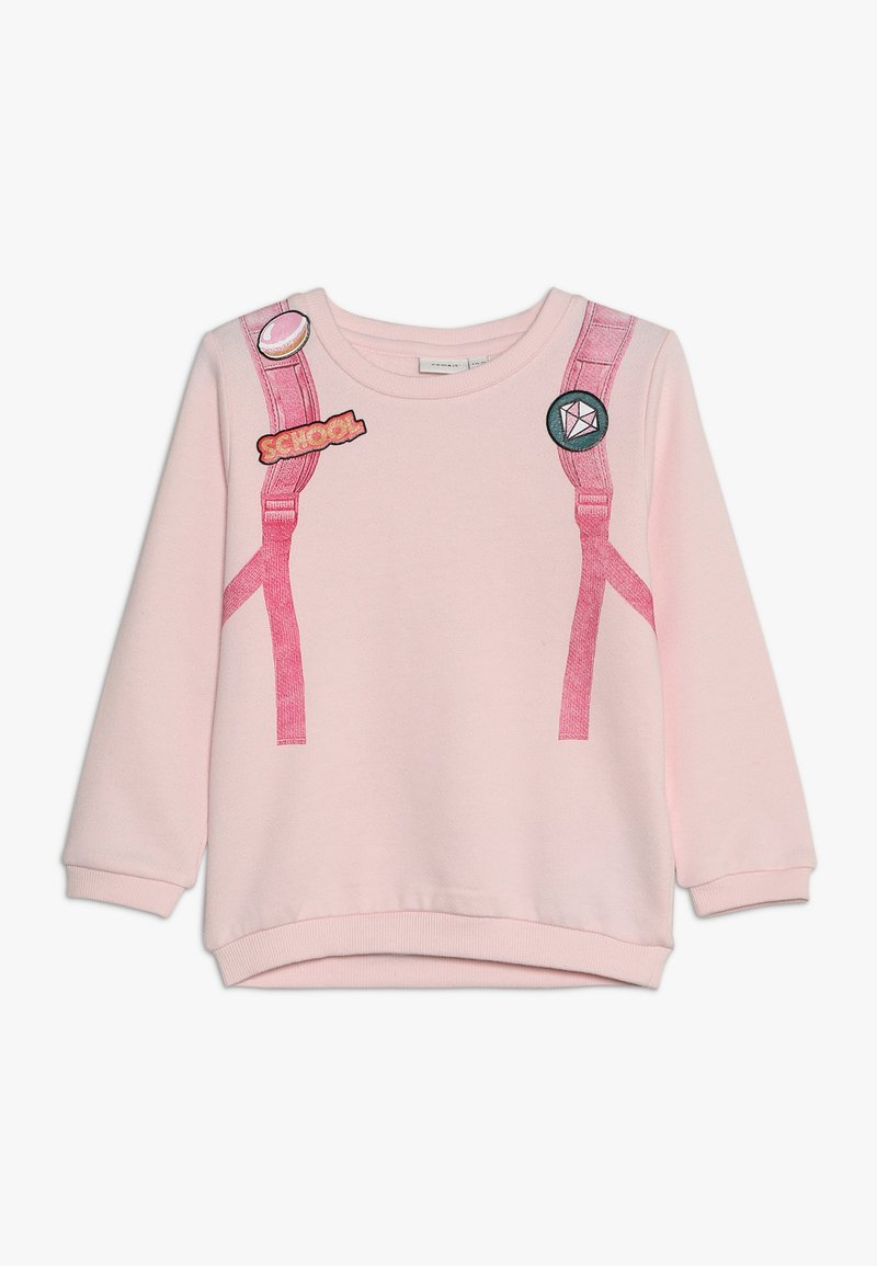 Name it - NMFLAURA  - Sweatshirt - barely pink
