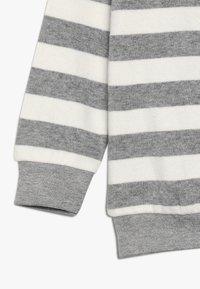 Name it - NBMLEE - Zip-up hoodie - grey melange - 2