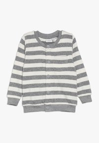 Name it - NBMLEE - Zip-up hoodie - grey melange - 0