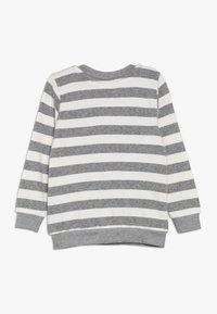 Name it - NBMLEE - Zip-up hoodie - grey melange - 1