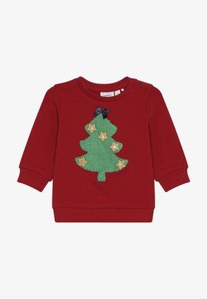 NBFRASK - Sweatshirt - jester red