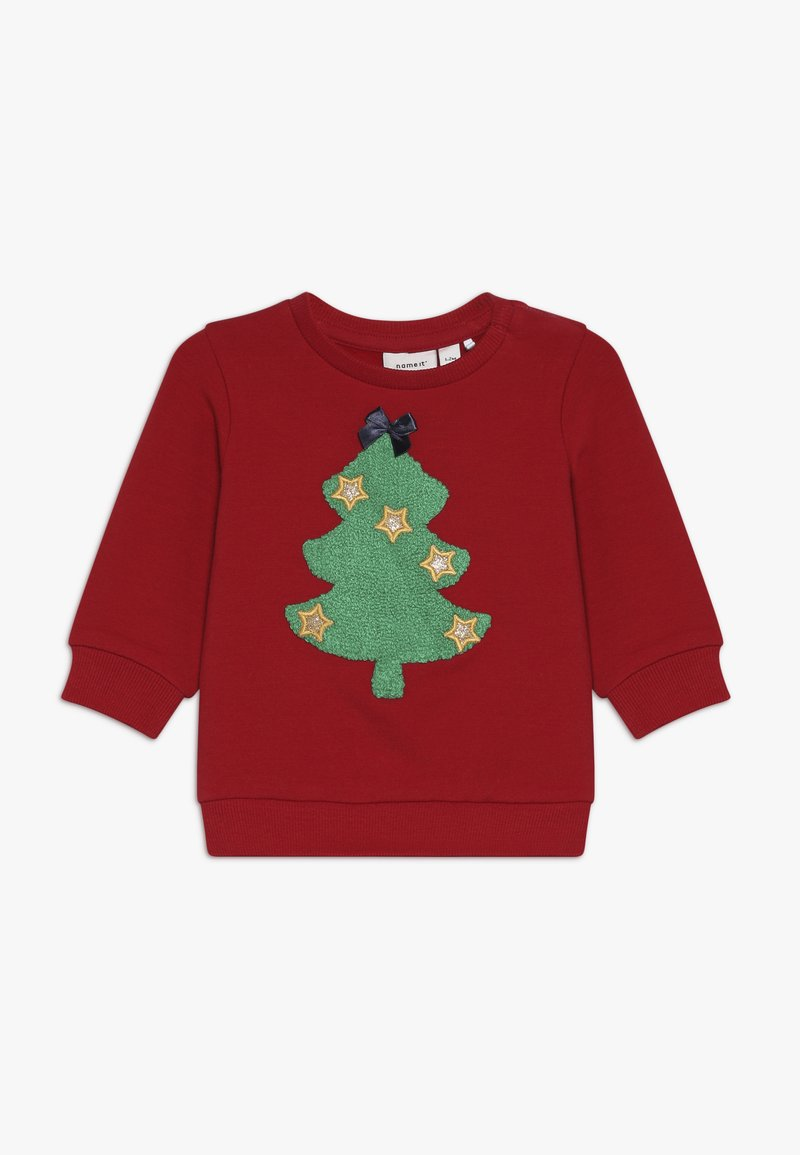 Name it - NBFRASK - Sweatshirt - jester red