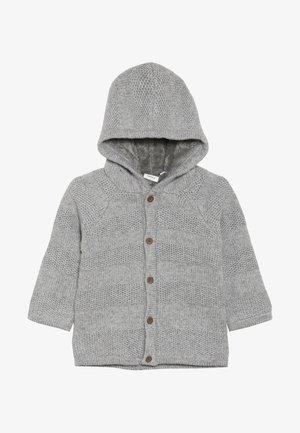 NBNNENOR JACKET - Chaqueta de invierno - grey melange