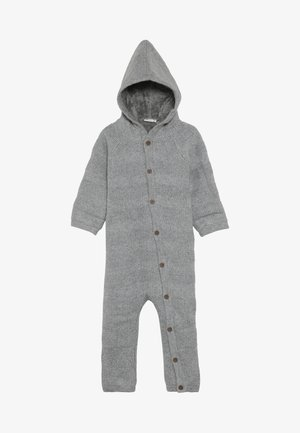 NBNNENOR - Jumpsuit - grey melange