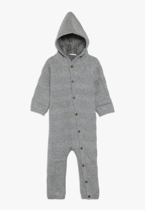 NBNNENOR - Jumpsuit - grey melange