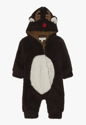 NBNMUDOLPH TEDDY SUIT - Mono - bronze brown