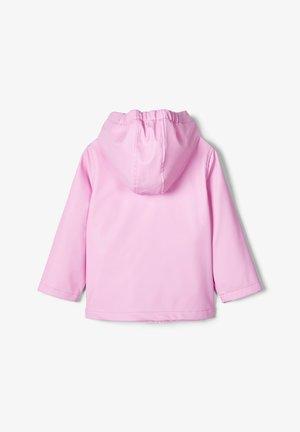 Waterproof jacket - pastel lavender