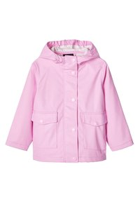 Name it - Waterproof jacket - pastel lavender - 0