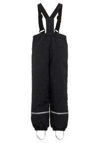 Name it - Pantalon de pluie - black - 1