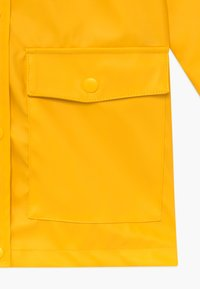 Name it - NKNMIL RAIN JACKET - Vodotěsná bunda - golden rod - 3