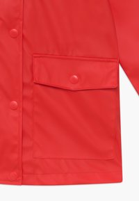 Name it - NKNMIL RAIN JACKET - Vodotěsná bunda - high risk red - 3