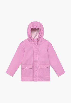 NKNMIL RAIN JACKET - Waterproof jacket - pastel lavender