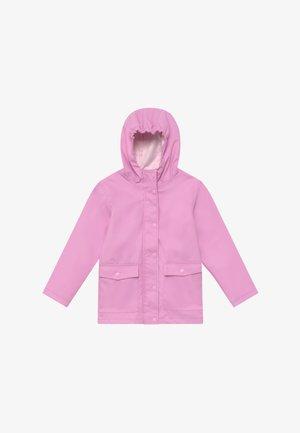 NKNMIL RAIN JACKET - Vodotěsná bunda - pastel lavender
