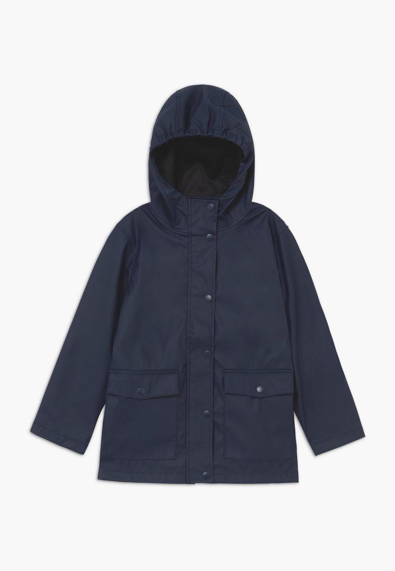 Name it - NKNMIL RAIN JACKET - Waterproof jacket - dress blues