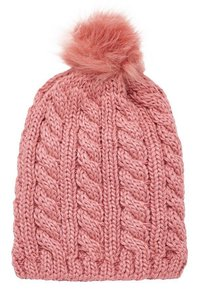 Name it - Beanie - dusty rose - 1