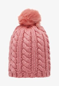 Name it - Beanie - dusty rose - 0