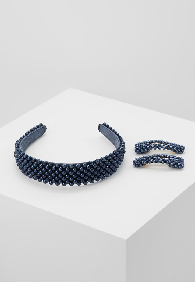 NKFACC LEARLI HAIR SET - Hair Styling Accessory - dark sapphire