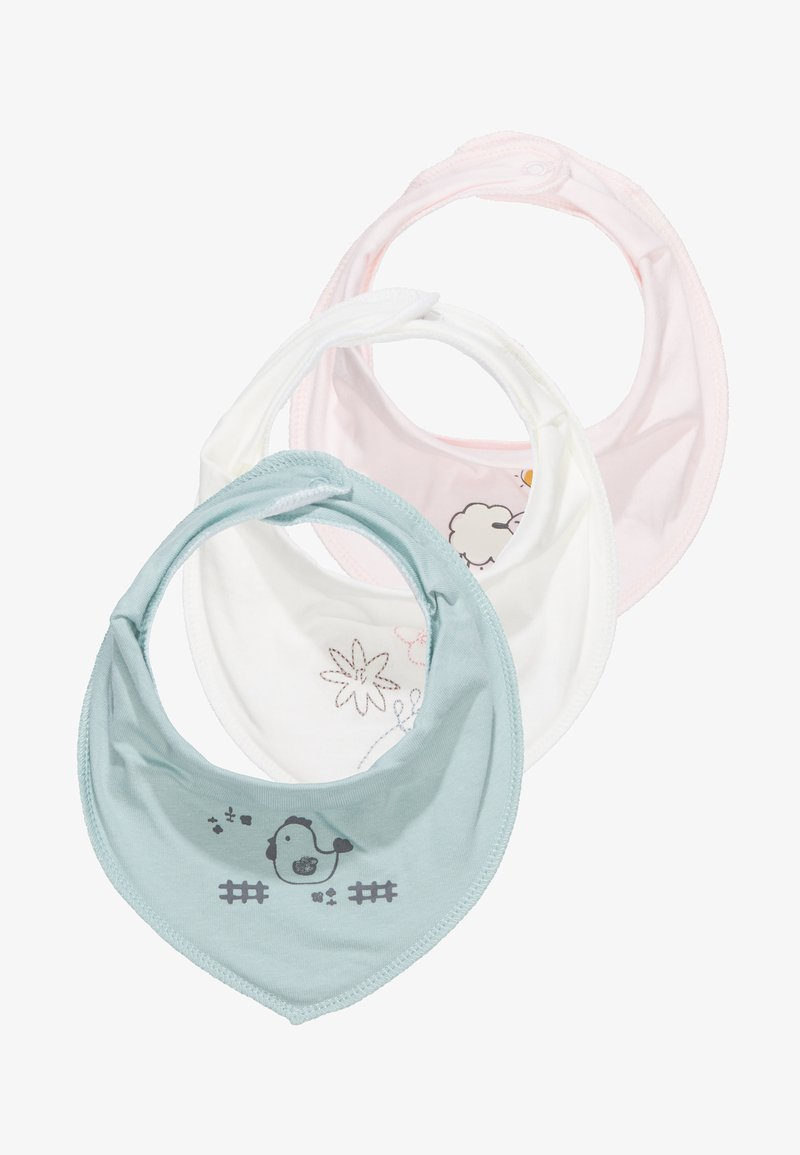 Name it - NBFYVETTEKAMIS SCARF BIB 3 PACK - Foulard - barely pink