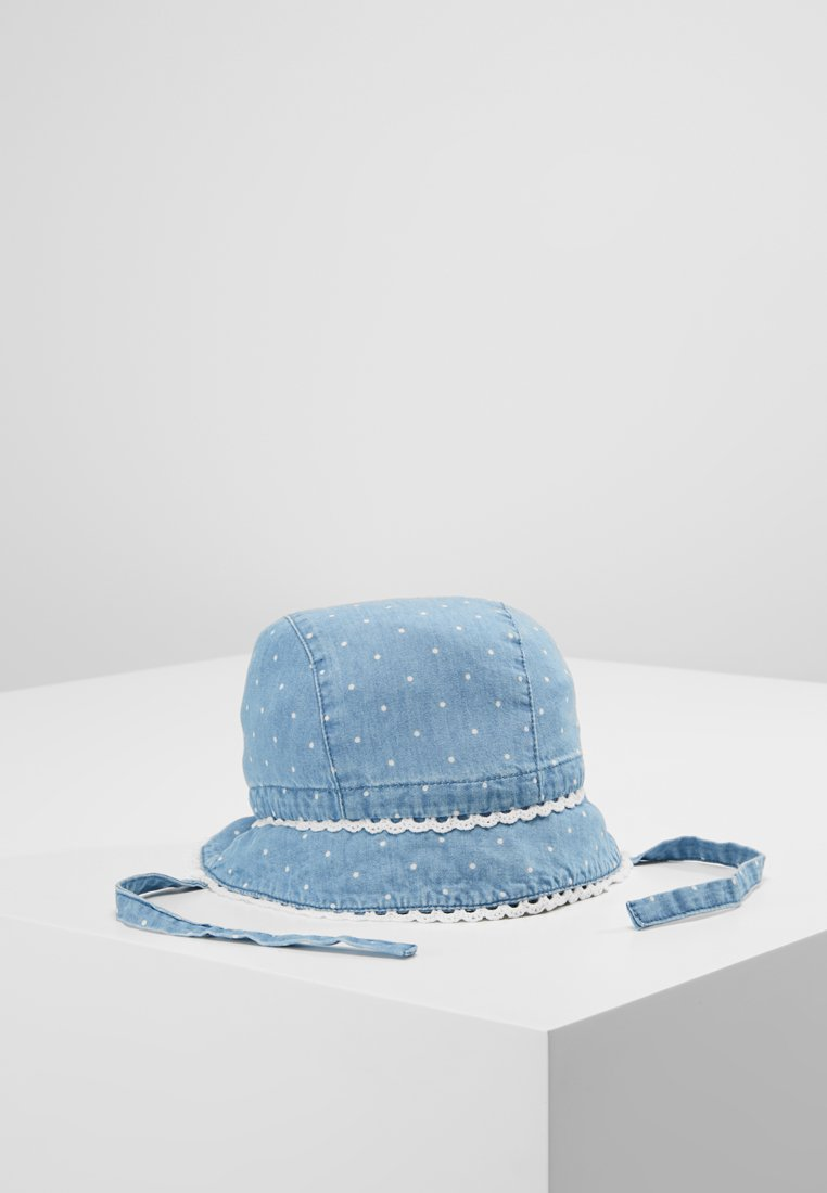 Name it - FABLINA HAT BABY - Beanie - light blue denim