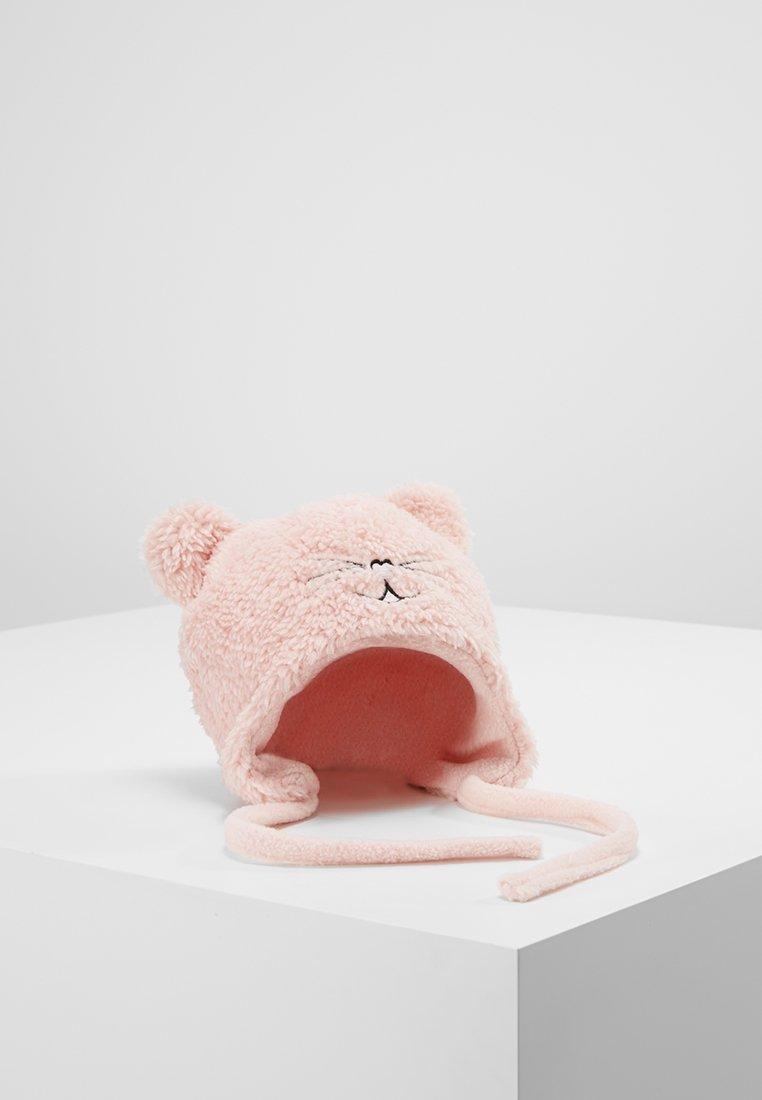 Name it - NBFMALIS TEDDY HAT BABY - Beanie - strawberry cream