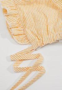 Name it - NBFDALONE HAT - Huer - pale marigold - 2