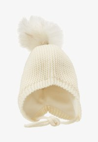 Name it - NBFMANU HAT - Mössa - snow white - 1