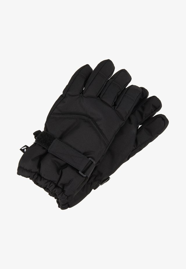 NKNLIGHT GLOVES - Gloves - black