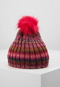 Name it - NKFMEDEA HAT - Muts - raspberry sorbet - 0