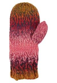 Name it - NKFMEDEA MITTENS - Rękawiczki z jednym palcem - raspberry sorbet - 2