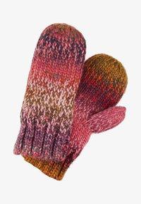 Name it - NKFMEDEA MITTENS - Rękawiczki z jednym palcem - raspberry sorbet - 0