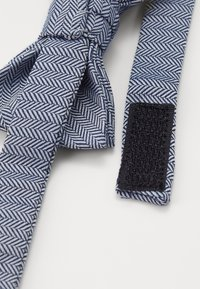 Name it - NMMGRAY BOWTIE - Bow tie - dark sapphire - 2