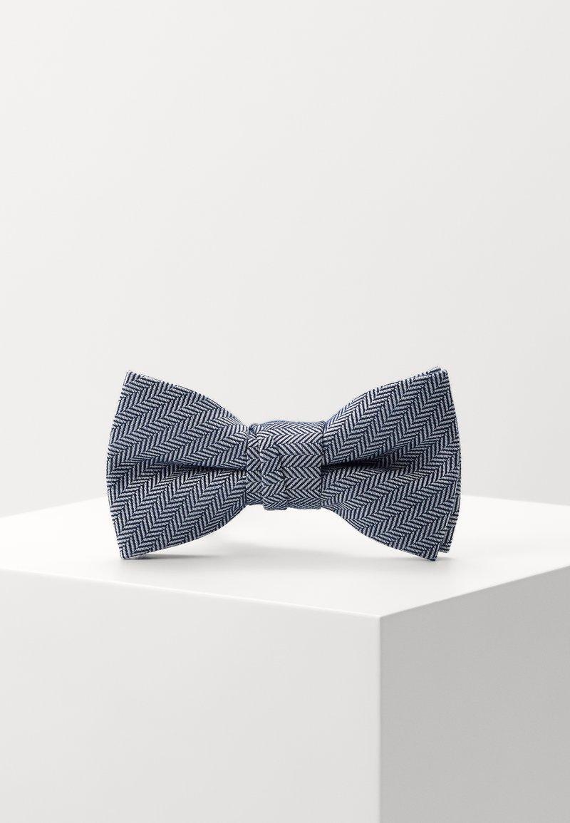Name it - NMMGRAY BOWTIE - Bow tie - dark sapphire