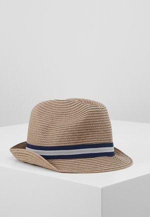 NKMACC DAVIO HAT - Sombrero - stone