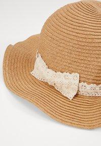 Name it - NKFACC DAVIA HAT - Sombrero - nature - 2