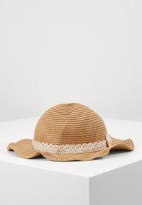 Name it - NKFACC DAVIA HAT - Sombrero - nature - 3
