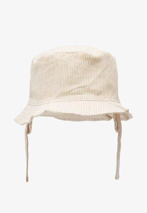 NBMFASAN HAT - Hattu - bone brown