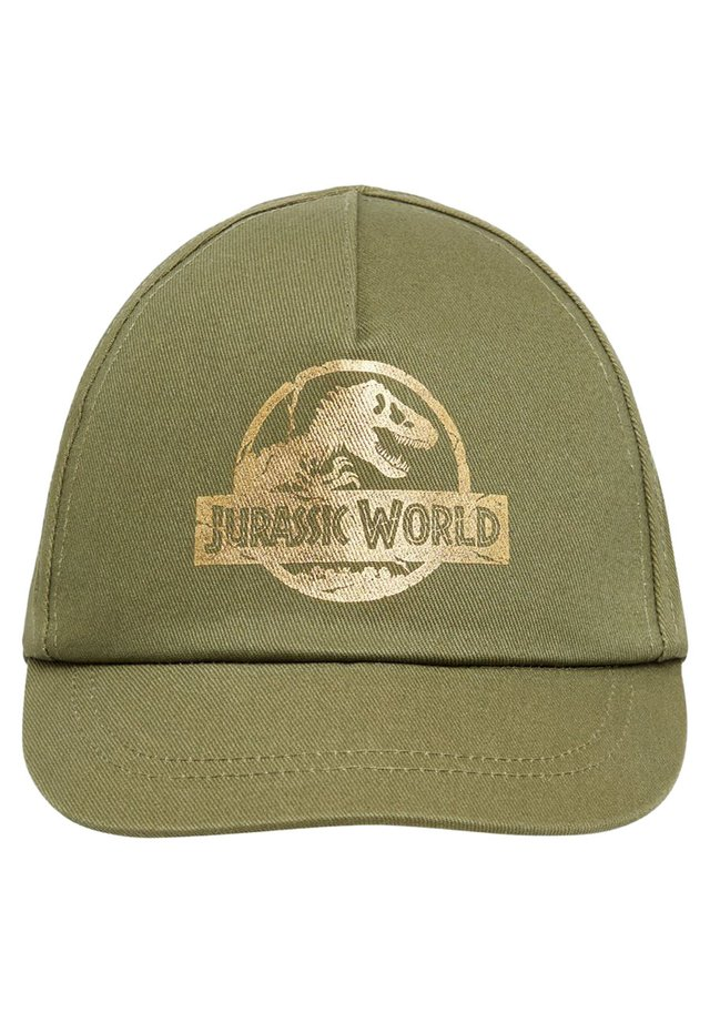 CAP JURASSIC WORLD - Keps - ivy green