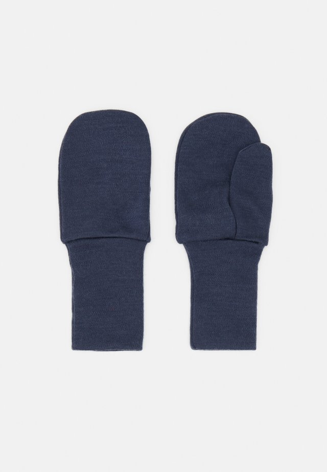 NMMWILLIT MITTENS THUMB UNISEX - Fäustling - ombre blue