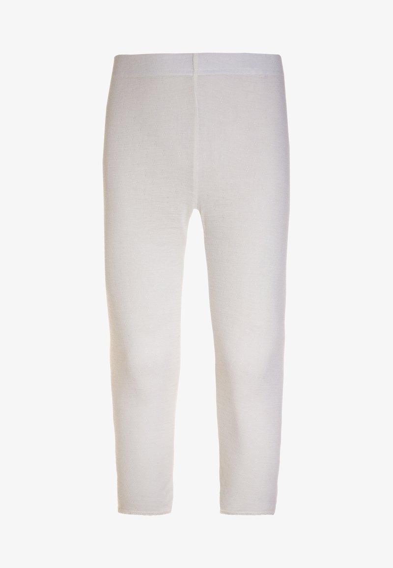 Name it - NMFWANG NEEDLE  - Leggings - snow white